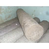 Полотно холстопрошивное, Серое 190 г/м² 150 см