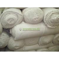 Полотно холстопрошивное, Белое 160 г/м2 150 см