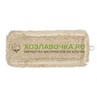 Насадка на флаундер, МОП 40 х 13 см, хлопок