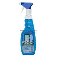 Нитхинол-Люкс, 500мл /20/24шт (средство для мытья стекол) с триггером