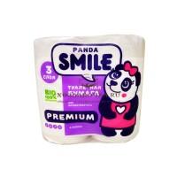 """Туалетная бумага """"Panda Smile"""""""